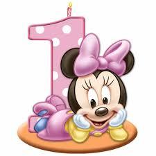 Baby Minnie's 1st Party