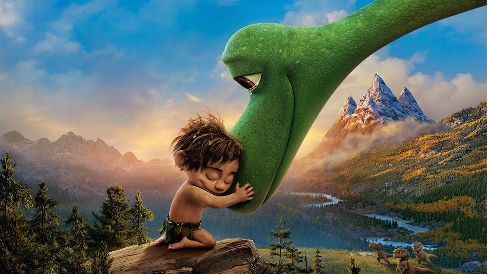 Disney Pixar The Good Dinosaur