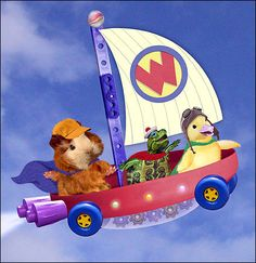 Wonder Pets Party Theme