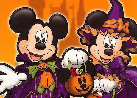 Mickey And Minnie Halloween Party Theme – Inspired Themes 4U