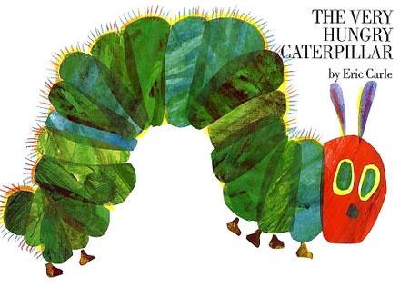 Eric Carle Hungry Caterpillar