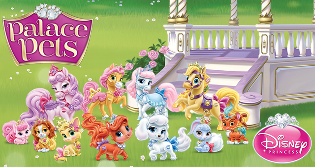 Disney Palace Pets Party