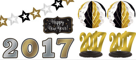 2017 New Year's Party