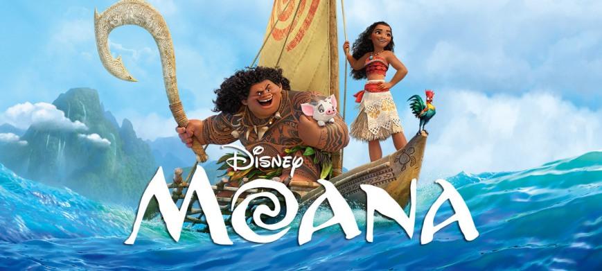 Disney Moana Party